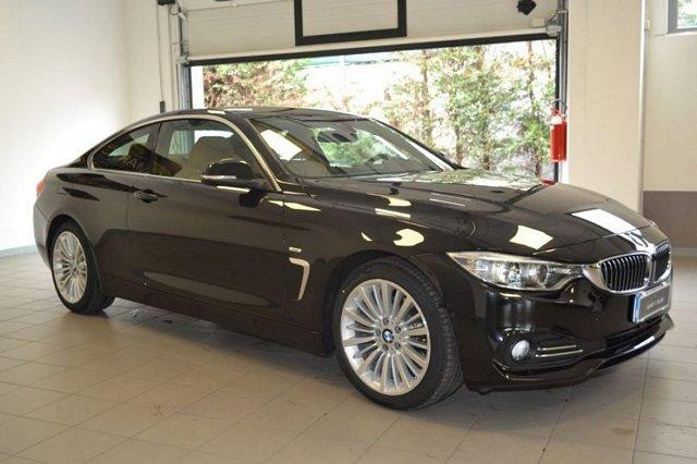 BMW 420d chilometri 0