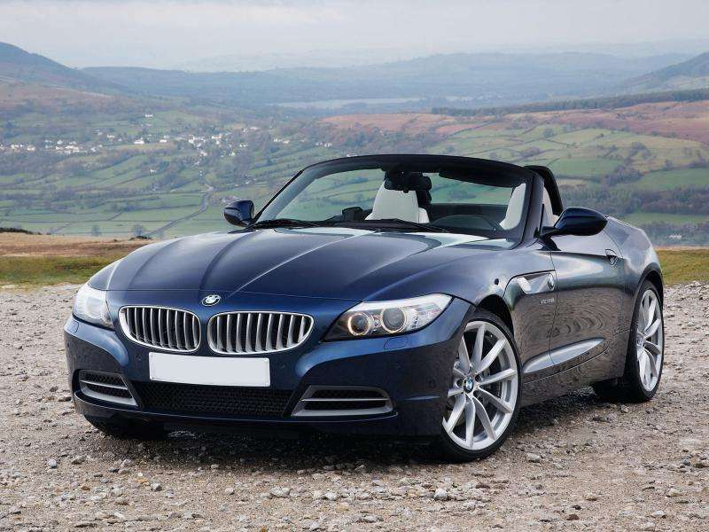 Bmw Z 4 Usate Automobili Image Idea