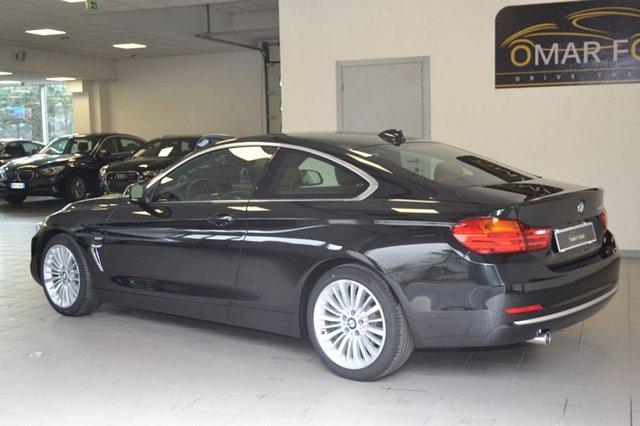 BMW serie 4 km zero