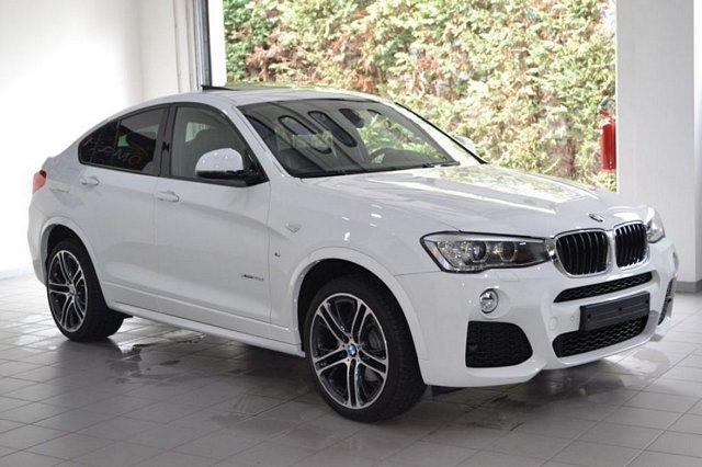 BMW X4 km zero